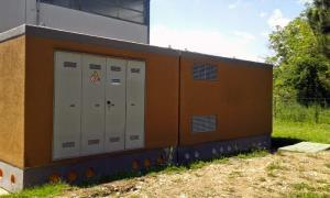 ENEL DG 2092 CABIN + USER BOX MT