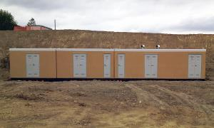 Electrical substations prefabricated c.a.v.