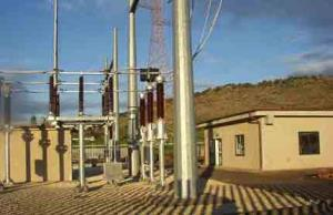 Electric Substation
