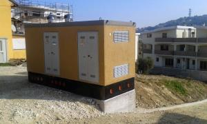 APPROVED CABIN ENEL DG 2061 ED 7.1