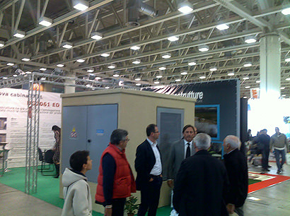 Great success at SAIE